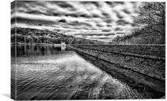 Linacre Reservoir by Jason Moss