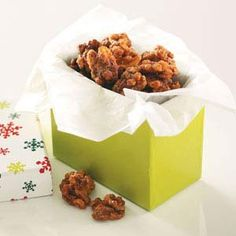 Crunchy Vanilla Walnuts Recipe