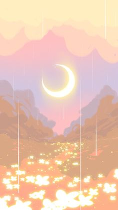 Pink Clouds Wallpaper, Cute Galaxy Wallpaper, Sailor Moon Wallpaper, Cute Wallpaper For Phone, Soft Wallpaper, Pink Wallpaper Iphone, Iphone Wallpaper Tumblr Aesthetic, Scenery Wallpaper, Cute Anime Wallpaper