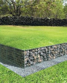 gabion retaining wall ideas - Yahoo Image Search results