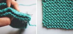 Knitting Stitches You Need to Know: 7 Free Knitting Tutorials.