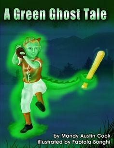 Something that had been hiding under Johnny's bed runs past him, stealing his baseball bat and glove. Since those are two of Johnny's most prized possessions, this means war. After careful investigation with a flashlight, he discovers a frightened creature in the attic.  The baseball thief is a little green ghost named Peanut. Who would have thought that a ghost would be afraid of a human?