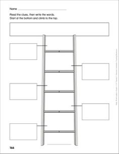 photograph regarding Word Ladders Printable referred to as Phrase Ladders