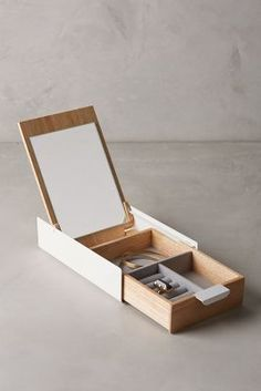 Sung Wook Park for Umbra Reflection Jewelry Box #anthrofave
