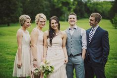 nashville wedding elopement bridal party  Cedarwood Weddings, Nashville, Tennessee
