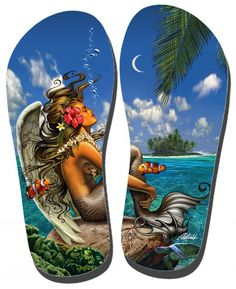 Hello my friends, please vote for my Flying Flips design, I need all of your votes! Surf Design, Pop Surrealism, Mermaid Art, My Friend, Friends, Beach Day, Surfboard, Sunnies, Flip Flops