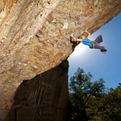 Check out this list of places to go rock climbing.