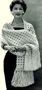 Harmony Shawl | Knitting Patterns