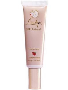 Lanolips launches 101 Ointment in Cranberry