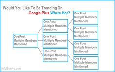 A new InfoBunny Traffic Generation Strategy that will make you go viral on Google Plus