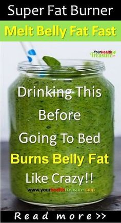 Drink to Burn Belly Fat Fast: Drinking This Before Going To Bed Burns Belly Fat Like Crazy, Burn Belly Fat, Burn Fat Fast, Fat Burning Drink, Lose Weight Overnight, Detox Drink, How To Lose Weight, Increase Metabolism, How To Get Rid Of Belly Fat, Fat Burning Foods,