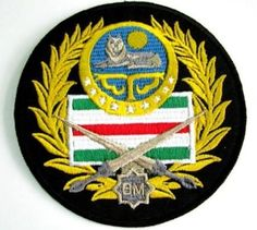 ARMY MORALE PATCH POLICE MVD SPECIAL FORCES SWAT CHECHNYA ICHKERIA