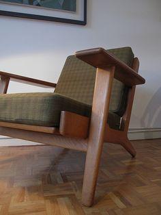 Hans Wegner GE290 Chair