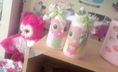 Owl jars