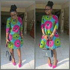@naayaaboamah -  Grateful to the Lord.. Loving my outfit from @nanaakuanyarko1 #ankarastyles