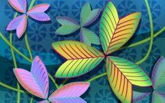 Clover - Art, Design, Flower, Style, Clover, Style Design, Flower hd, Design Art, Floral Abstract, Art Style