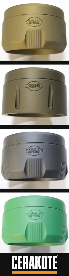 Get custom high temperature coating colors with the use of Cerakote Glacier Series, perfect for automotive and exhaust customization applications.