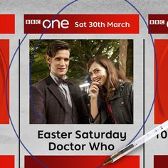 Doctor Who returns to BBC One on 30 March.