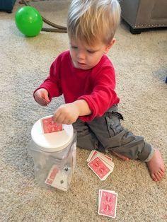card slot drop & bal card slot drop & balloon flyswatter hockey