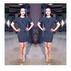 SPOTTED! Ms. Ciara Sotto wearing a KARIMADON Dress. #KARIMADONPh #IAmKARIMADON #StyleILove #Fashion #Dress First Choice, Ms, Celebrities, Model, How To Wear, Dresses, Style, Fashion, Vestidos
