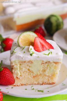 KEY LIME POKE CAKEFollow for recipesGet your FoodFfs stuff here  Mein Blog: Alles rund um die Themen Genuss & Geschmack  Kochen Backen Braten Vorspeisen Hauptgerichte und Desserts