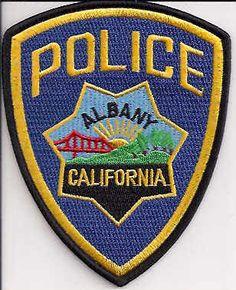 Albany PD CALIF
