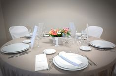 "Centre de taula floral model ""Montseny"" www.eventosycompromiso.com"