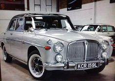 1972 Rover P5b 3.5 V8.
