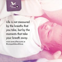 Every Life Counts...
