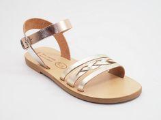 Sandalias de cuero griego Creta de la boda por babisg en Etsy