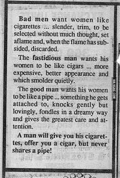 A good man..