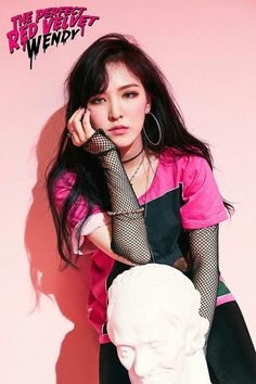 [OFFICIAL]RedVelvet 'THE PERFECT RED VELVET Photos#WENDY