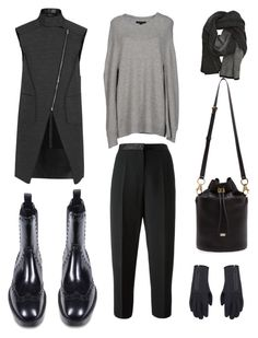 """Alexander Wang theory"" by enkhzol ❤ liked on Polyvore featuring Alexander Wang"