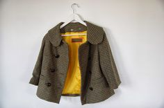 Sew sew sew your boat: Completed: Anise Jacket from Colette Patterns
