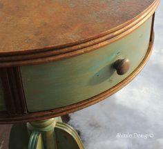 Copper top & trim - Good job on this!