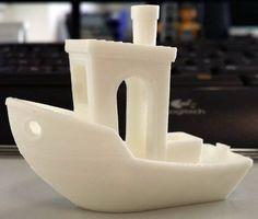 Tolle Fotos von gedruckten 3D-Objekten aus Trijexx-Filament.