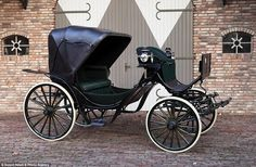 As well as the carriages, there are six children-sized coaches and 150 memorabilia items f...
