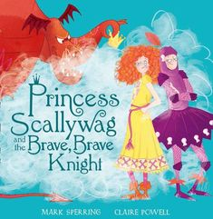 Buy Princess Scallywag and the Brave, Brave Knight by Mark Sperring at Mighty Ape NZ. Meet Princess Scallywag - a feisty new heroine with more than a few tricks up her royal sleeve! From brand-new picture book pairing Mark Sperring and . Book Girl, Michael Morpurgo, New Pictures, Queen, Best Authors, Budget Book, Brave, Children's Book Illustration, Book Illustrations