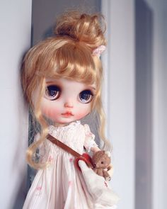 #juniemooniecutie #blythe #customblythe #doll #harusya #k07 #k07doll