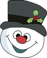 Not just one snowman, here is the entire snowman clan! These 26 free happy snowman clipart are waiting for you in SVG, JPG, DFX, EPS or line art formats. Sock Snowman Craft, Snowman Crafts, Snowman Party, Snowman Clipart, Christmas Clipart, Christmas Images, Christmas Ideas, Snowman Images, Xmas