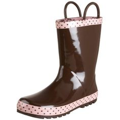 08c69d44d Western Chief Frenchy French Rain Boot (Toddler Little Kid Big Kid) Western