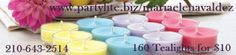 Who wants 160 Tealights for $10.00???  Yes, you read that right...160 Tealight candles (retail 1 dozen/$10.00) for only $10.00!!! Offer good for This month only..send me a message and get them while they last, they will go FAST!