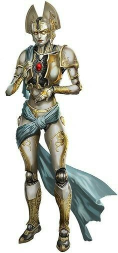 Automaton - The first Automaton was created by the Silver Dwarves in the pursuit of immortality. Immune to age and disease, it recreated its own construction, making a people of its own. Never truly accepted in Terrafell, they have scattered and wait for the age of mortal beings to pass.