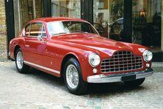 1950 Ferrari 195 - S Inter Berlinetta by Ghia   Classic Driver Market