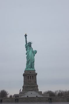 The Lady in Green: the Statue of Liberty - Pure Wander Magazine