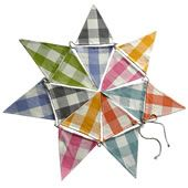 The stripes company Gingham Bunting