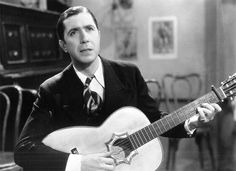 Carlos Gardel, the famous tango singer - Buenos Aires, Argentina