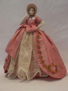 Half Cloth Doll | Half Dolls >