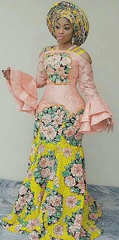 ❣African Print in Fashion @ugoofficial_interiors #AsoEbiBella