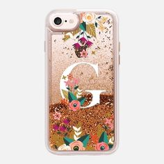 Casetify iPhone 7 Snap Case - Spring G by Werlang Studio #Casetify